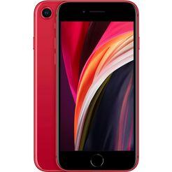 apple »iphone se 128gb« smartphone rood