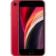 apple »iphone se 256gb« smartphone rood