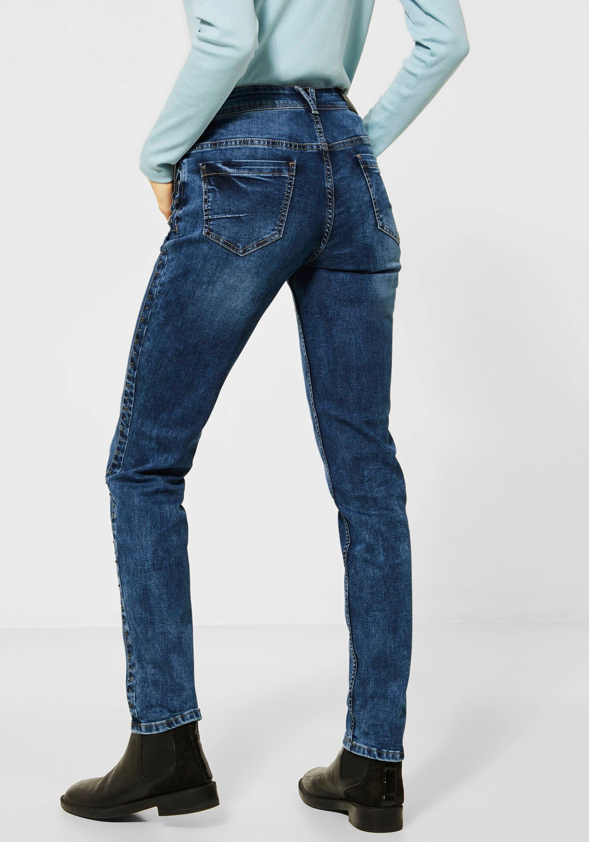 Cecil slim fit jeans goedkoop op otto.nl kopen