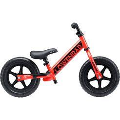 "loewenrad loopfiets ""sport"", 12 inch rood"