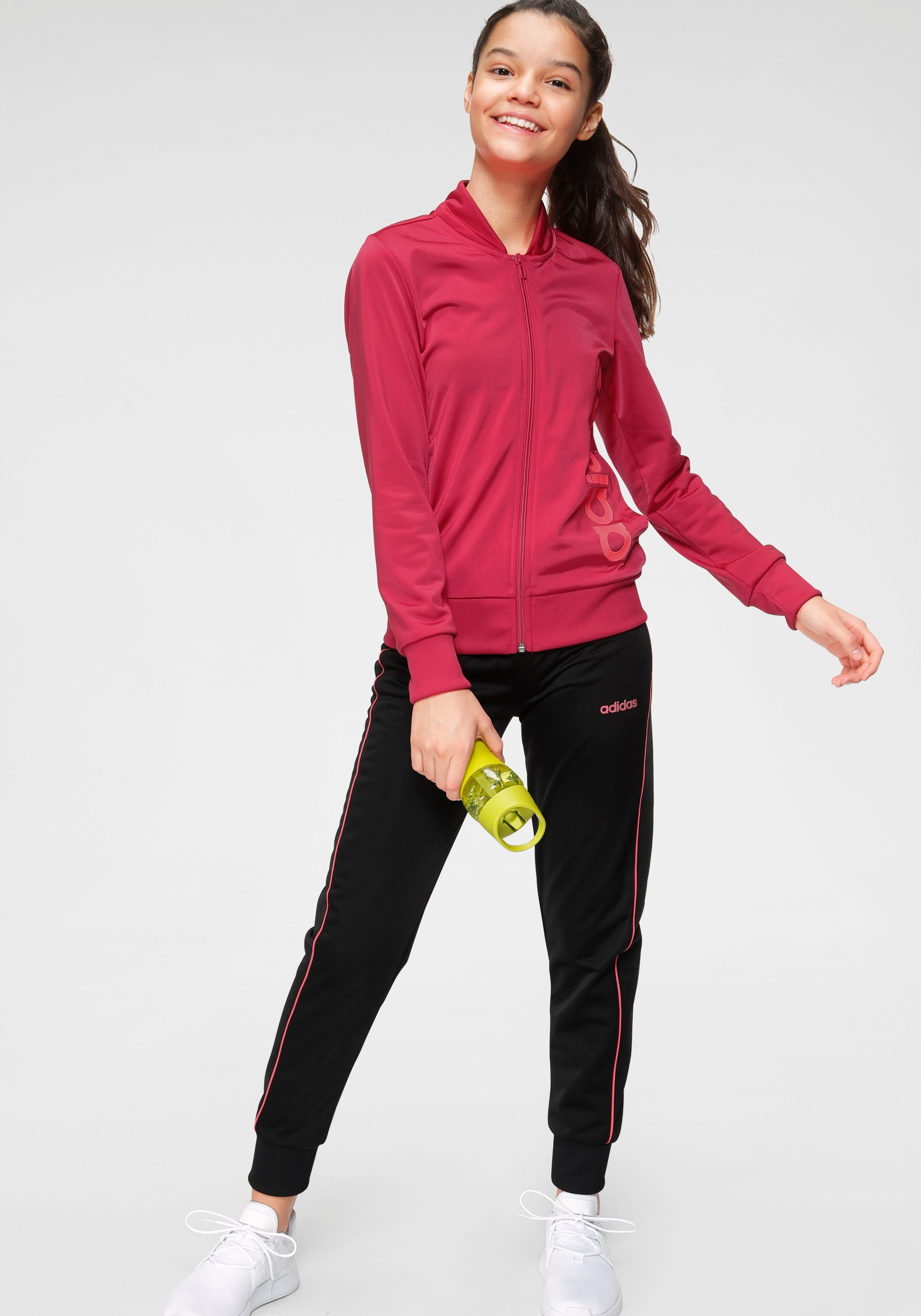 adidas Performance trainingspak »YOUTH GIRL TRACKSUIT« nu online bestellen
