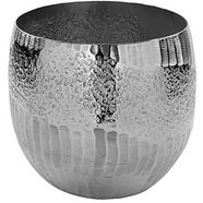 fink sierpot morena, silberfarben (1 stuk) zilver