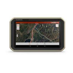 garmin navigatiesysteem voor de auto overlander zwart