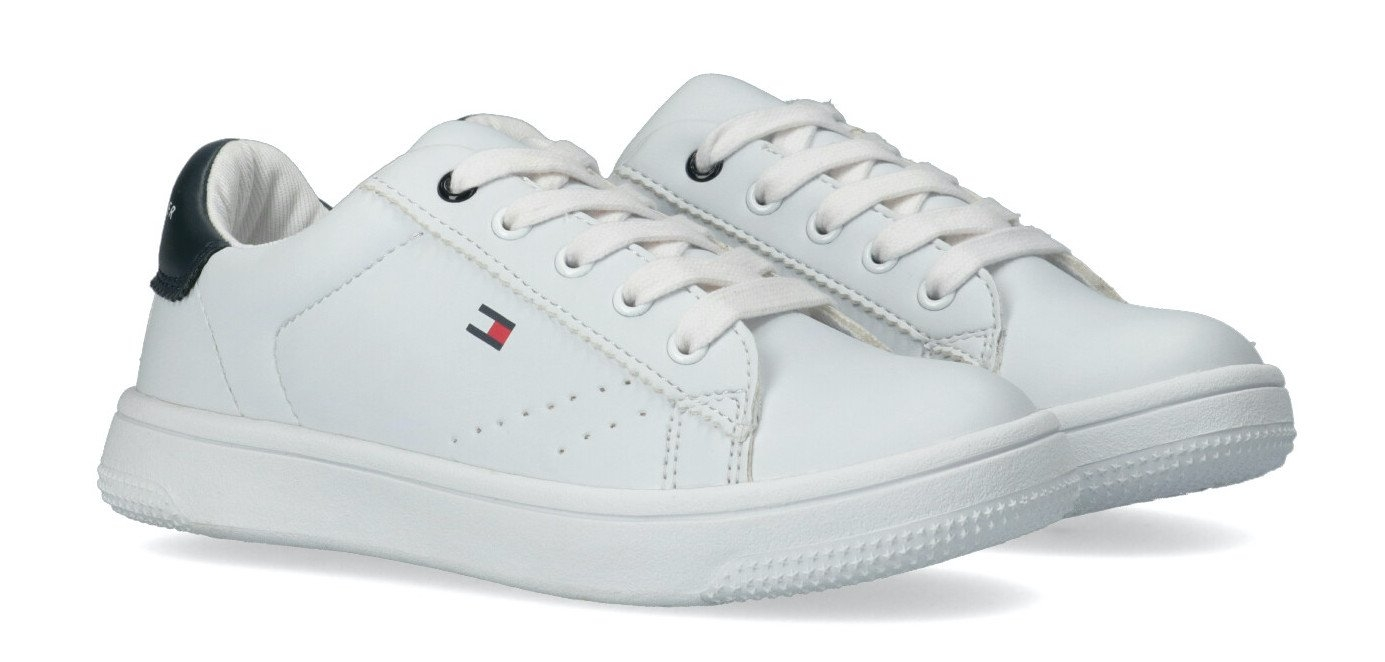 Tommy Hilfiger sneakers Kendrick met logo-garnering nu online bestellen