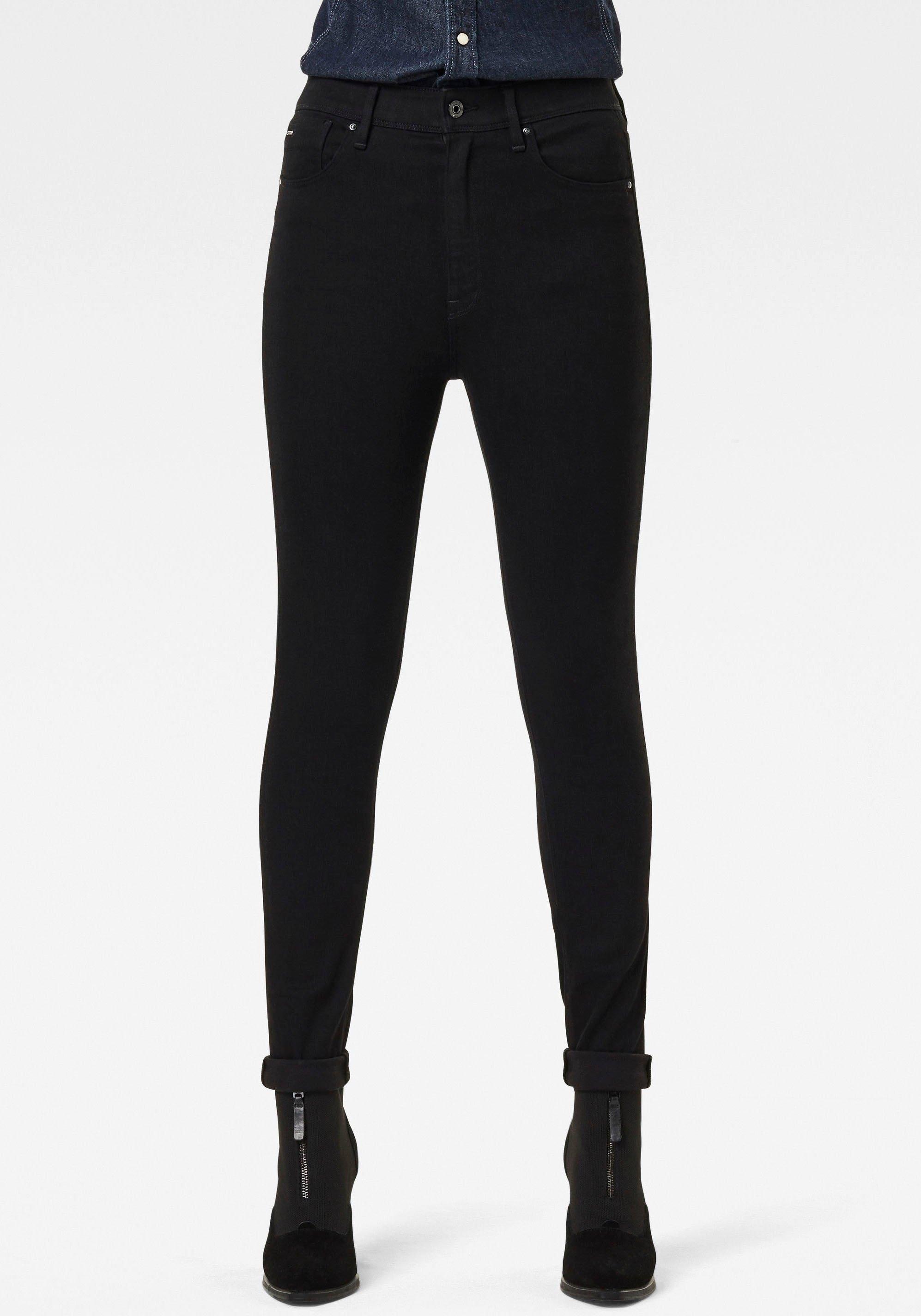 G-Star RAW Skinny fit jeans Kafey Ultra High Skinny bestellen: 30 dagen bedenktijd