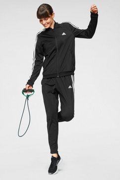 adidas performance trainingspak »w 3s tr ts« zwart