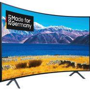 "samsung curved led-tv gu55tu8379u, 138 cm - 55 "", 4k ultra hd, smart-tv zwart"