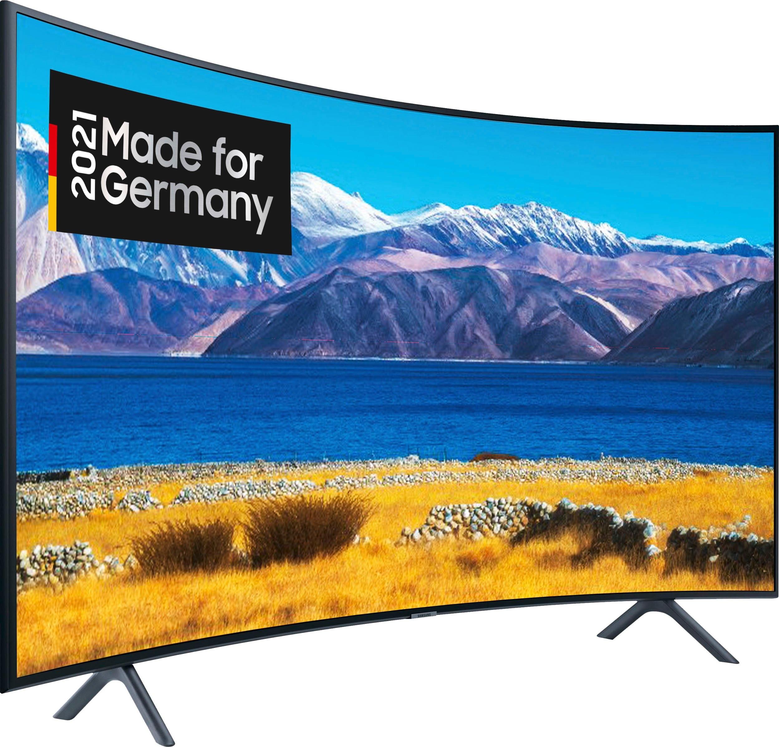 Samsung Curved LED-TV GU55TU8379U, 138 cm / 55