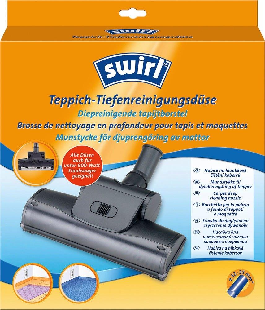 Swirl zuigmond Swirl® dieptereinigingszuigmond voor vloerbedekking (set, 3-delig) - verschillende betaalmethodes