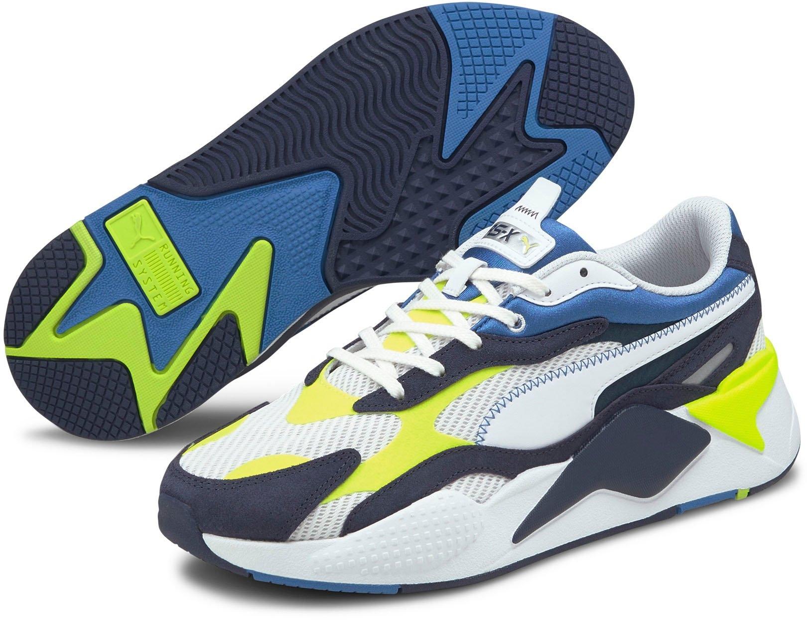 PUMA sneakers »RS-X³ Twill AirMesh« nu online kopen bij OTTO
