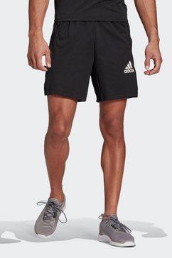 adidas performance trainingsshort »m mt short« zwart