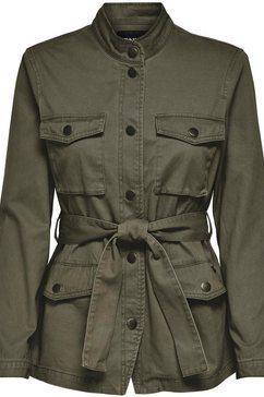 only cargojack onlalma life utility jacket groen
