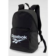 reebok classic »cl fo backpack« sportrugzak zwart