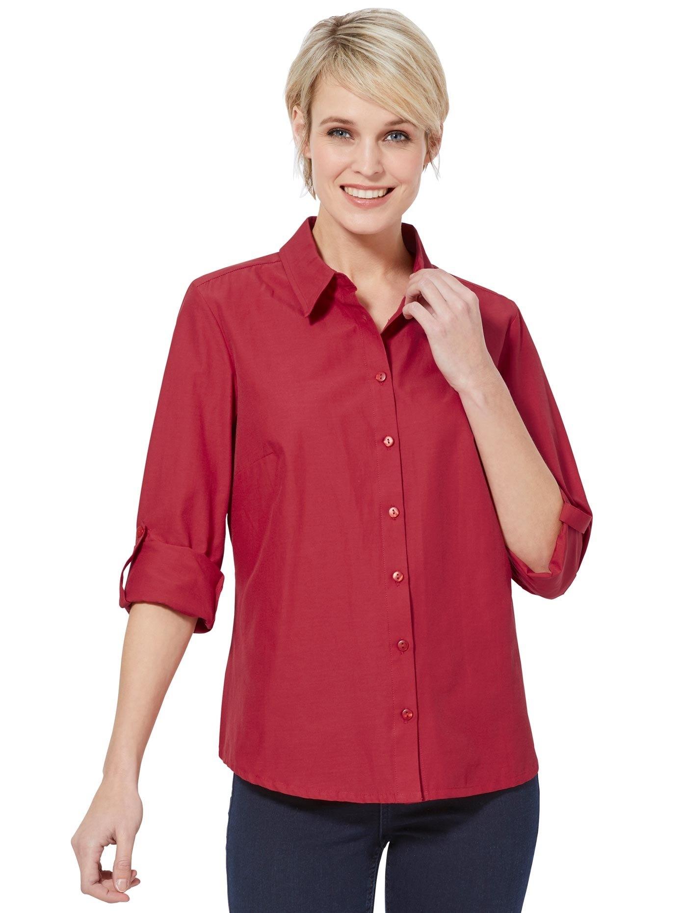 Casual Looks Overhemdblouse bestellen: 30 dagen bedenktijd