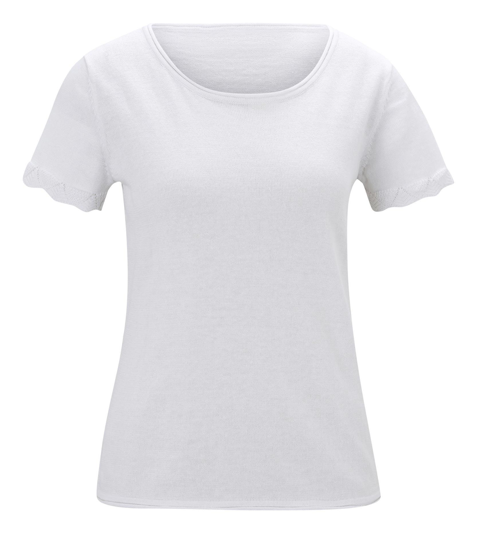 ASHLEY BROOKE by Heine trui met korte mouwen Trui bestellen: 30 dagen bedenktijd