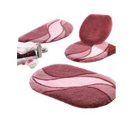 kleine wolke badmat (1 stuk) roze