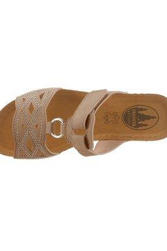 franken-schuhe slippers beige