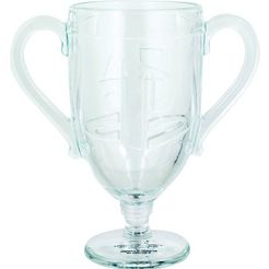 paladone glas playstation trofeee-glas wit