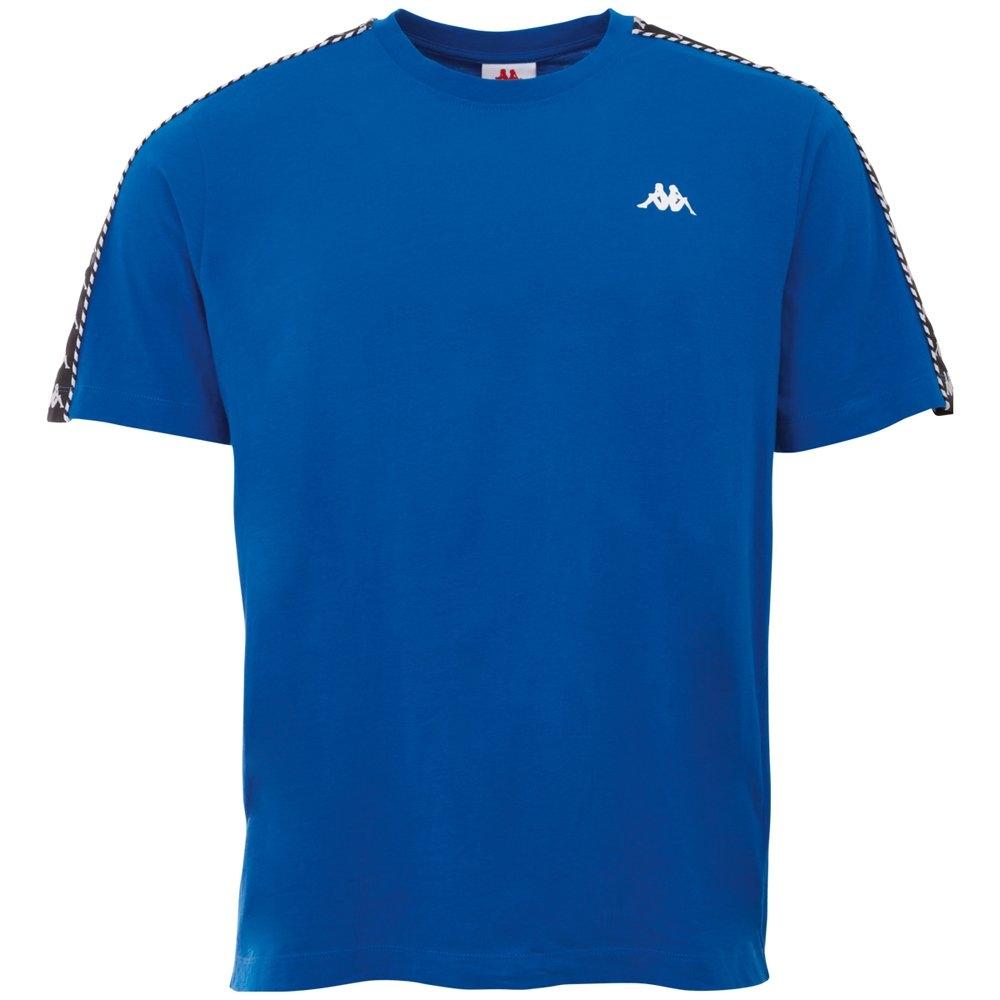 Kappa T-shirt ILYAS met hoogwaardige jacquard logoband bij de schouders voordelig en veilig online kopen