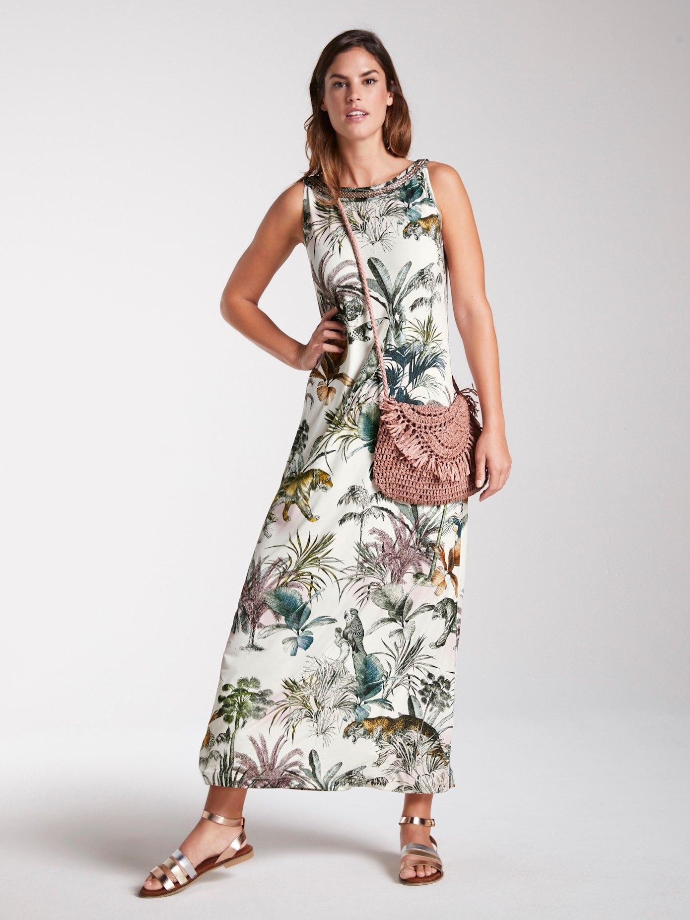 LINEA TESINI by Heine gedessineerde jurk bij OTTO online kopen