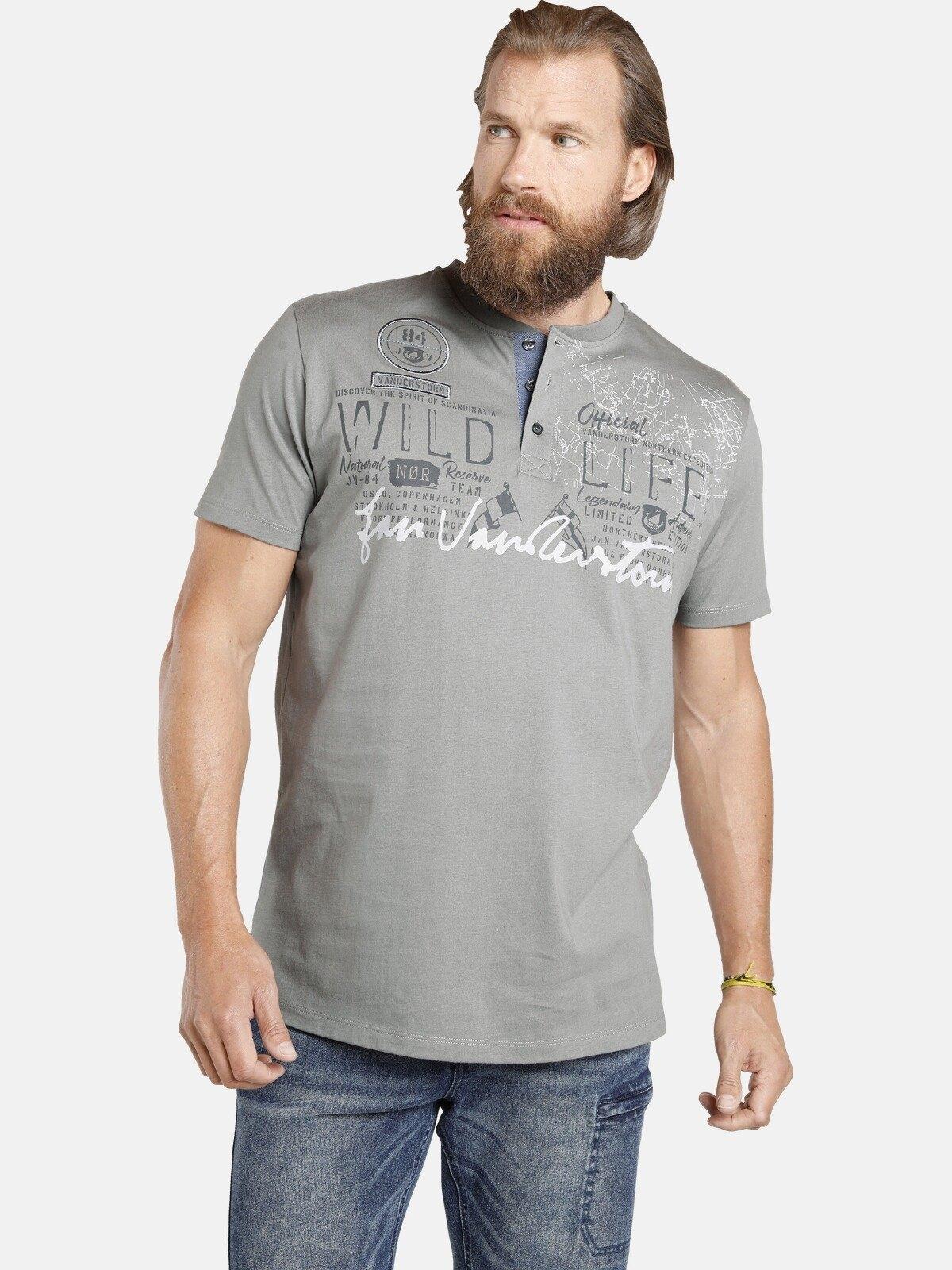 Jan Vanderstorm T-shirt Reidar nu online bestellen