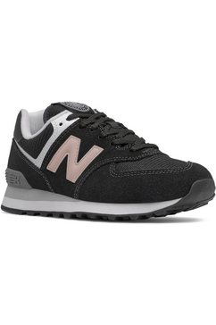 """new balance sneakers wl574 """"higher leaning pack"""" zwart"""