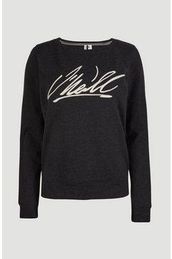 o'neill sweatshirt zwart