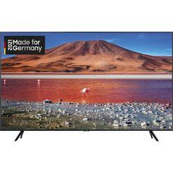 samsung »55tu7079« led-tv zwart