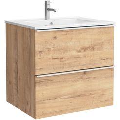 cygnus bath inbouwwasbak waschtisch hola 600