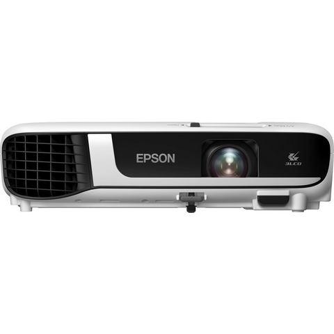 Epson EB-X51 beamer-projector Draagbare projector 38000 ANSI lumens 3LCD XGA (1024x768) Zwart, Wit