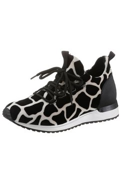 la strada slip-on sneakers zwart