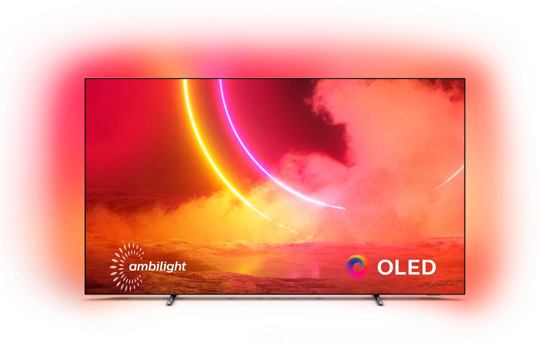 Philips »55OLED805« OLED-TV - gratis ruilen op otto.nl