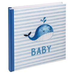 walther fotoalbum baby bambini (1 stuk) blauw