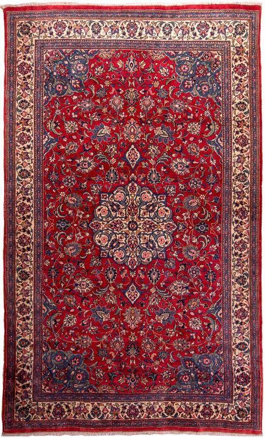 Op zoek naar een morgenland vloerkleed Sarough vloerkleed met de hand geknoopt rood? Koop online bij OTTO