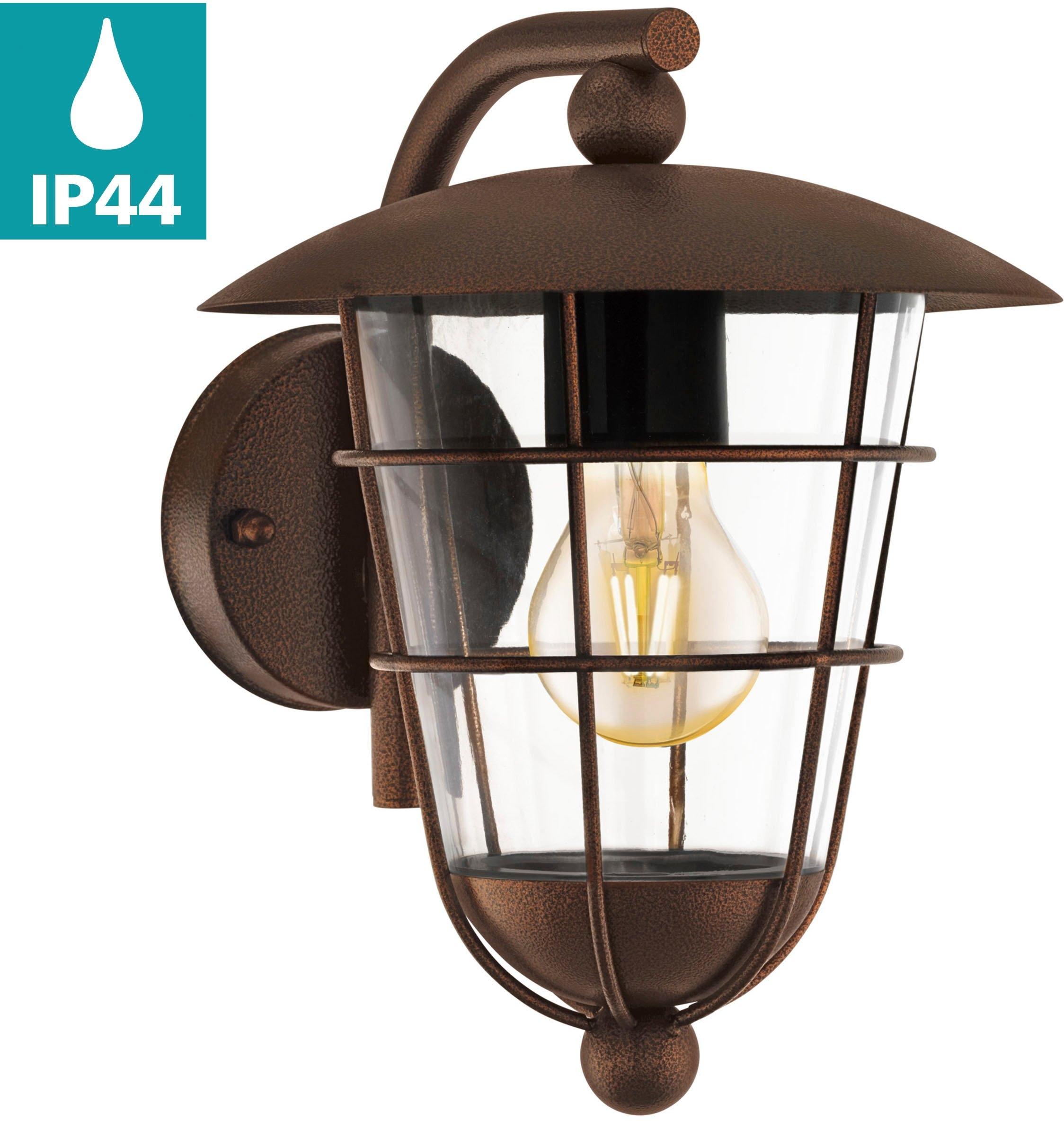 EGLO wandlamp voor buiten PULFERO Hoekmontage mogelijk online kopen op otto.nl