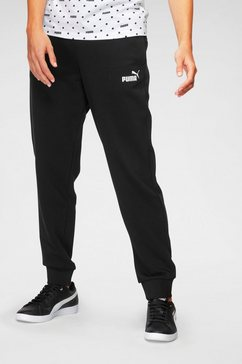 puma joggingbroek »amplified pants tr« zwart