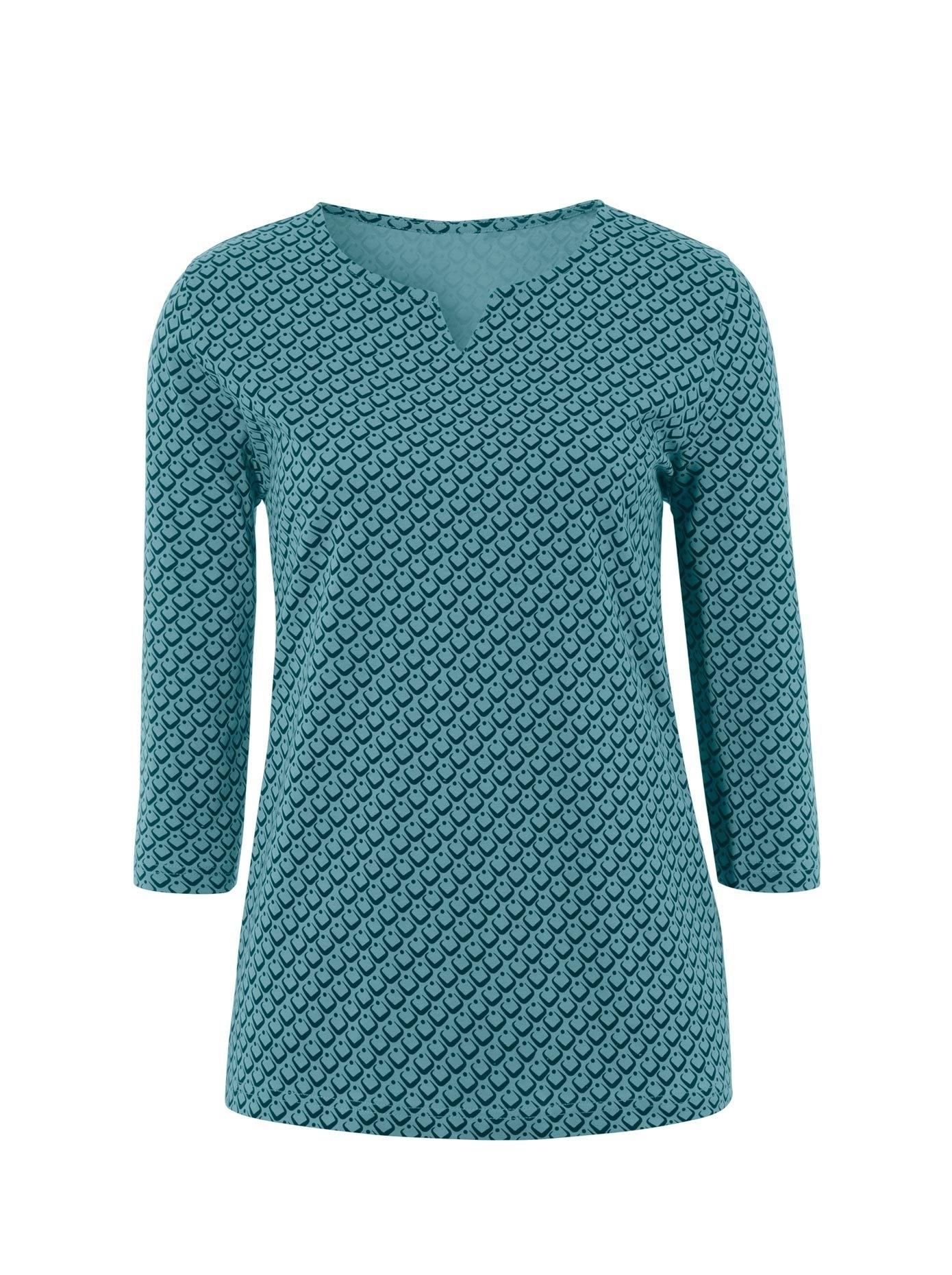 Classic Basics shirt met 3/4-mouwen nu online kopen bij OTTO