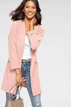 laura scott lange blazer roze
