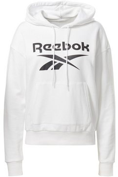 reebok hoodie ri bl french terry hoodie wit