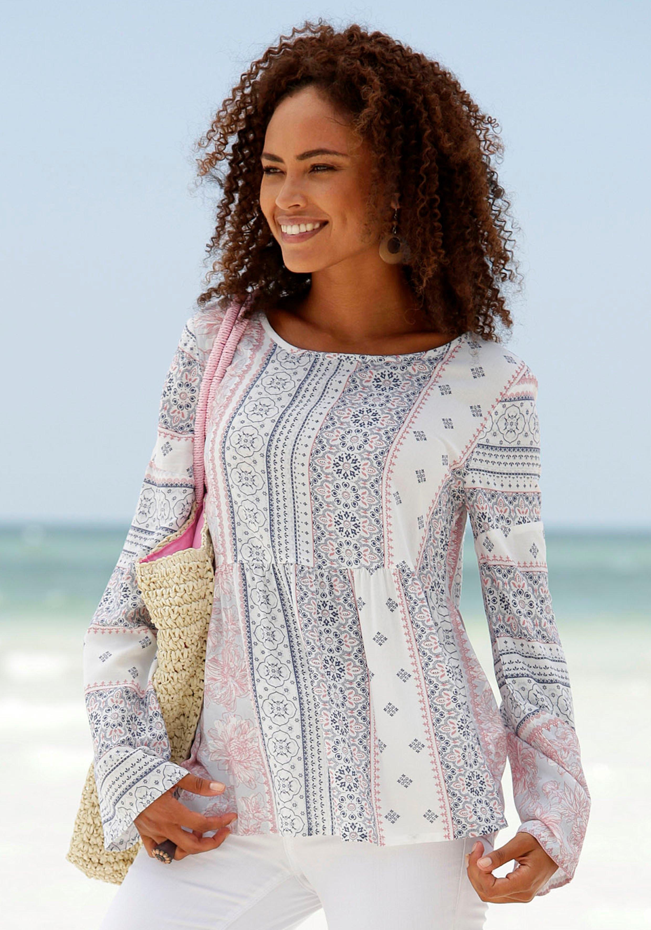 Lascana blouse voordelig en veilig online kopen