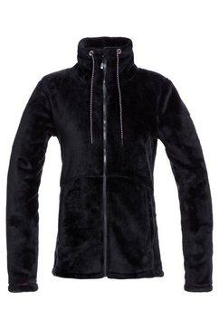 roxy fleecejack »tundra« zwart