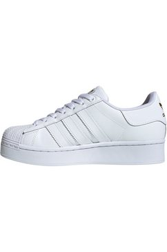 adidas originals sneakers »superstar bold« wit