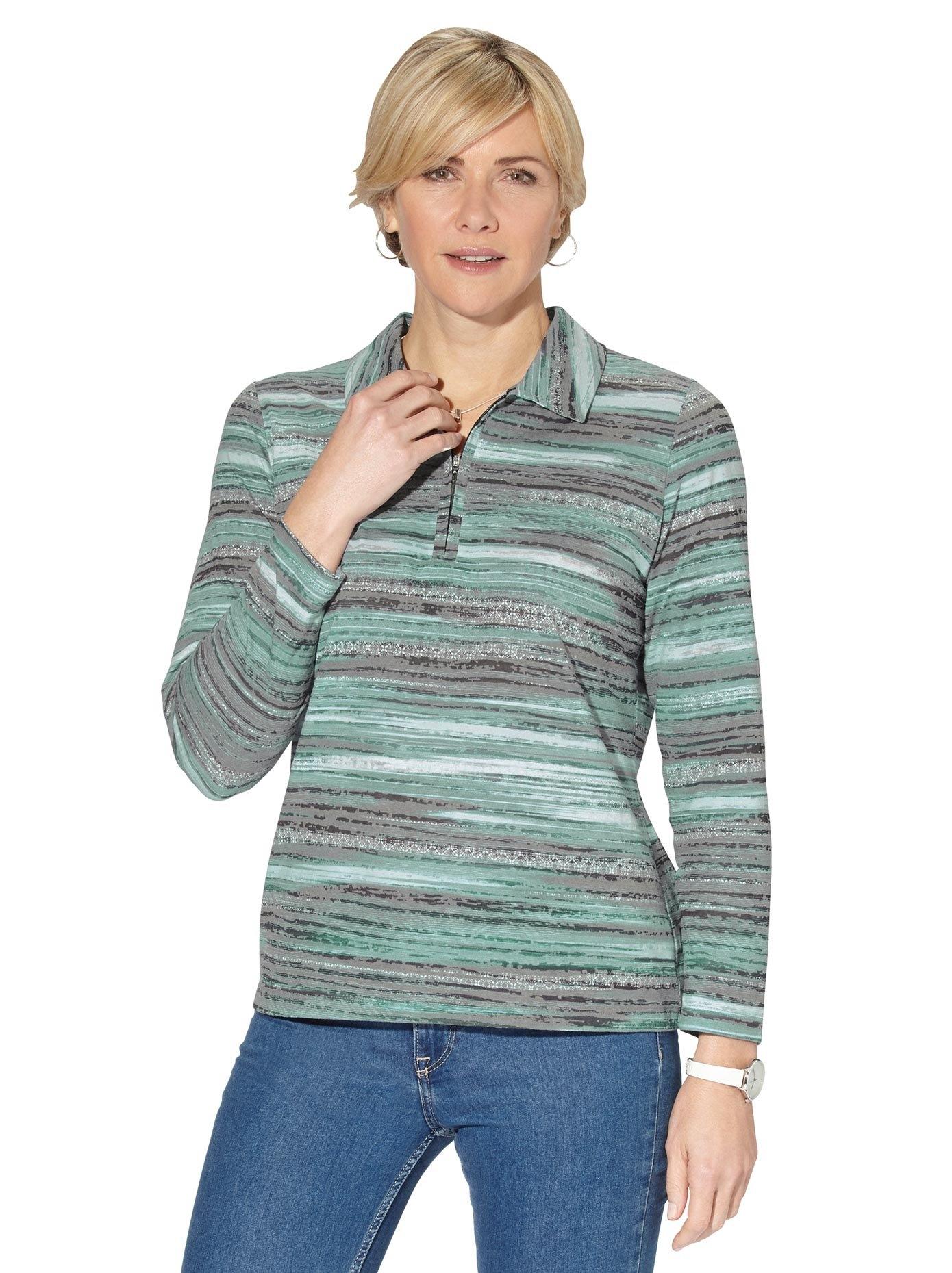 Op zoek naar een Casual Looks poloshirt met lange mouwen? Koop online bij OTTO