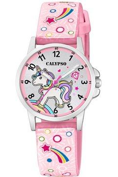calypso watches kwartshorloge »junior collection, k5776-5« multicolor