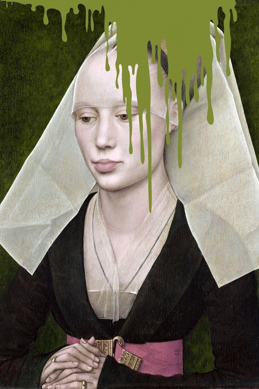 queence Artprint op acrylglas Non - verschillende betaalmethodes