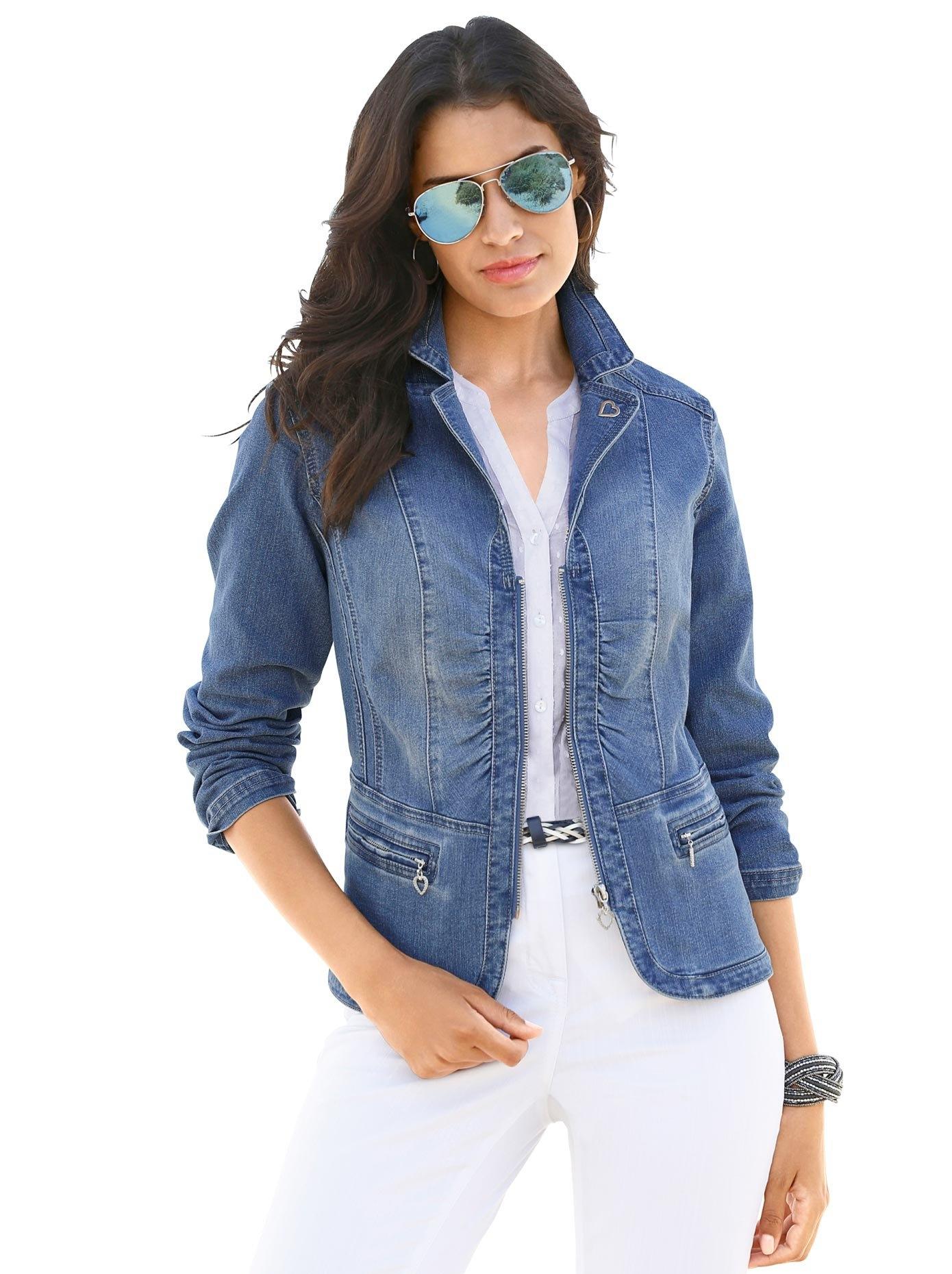 Lady jeansblazer voordelig en veilig online kopen