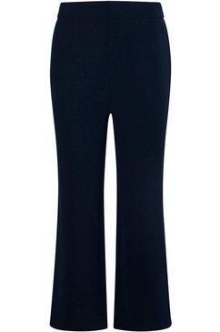 pepe jeans bootcutbroek »kris« blauw
