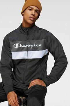 champion trainingspak (set, 2-delig) zwart