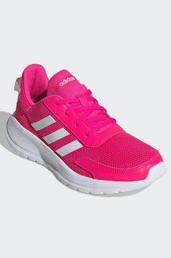 adidas performance sneakers »tensaur run k« roze