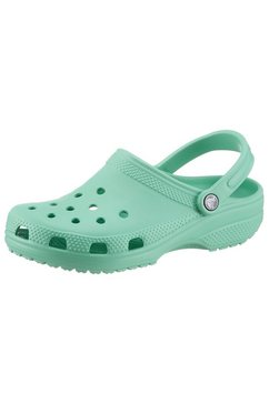 crocs clogs »classic« groen